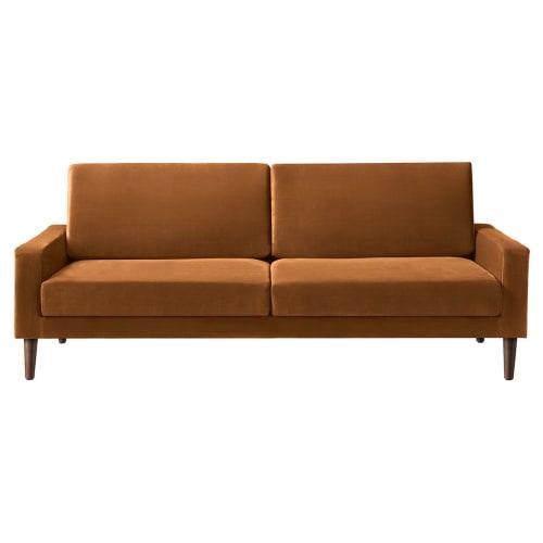 Image of   Living&more 3 pers. sofa - Viktoria - Sierra