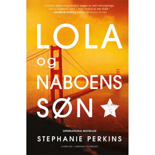 Lola og naboens søn - Lola og det franske kys 2 - Paperback