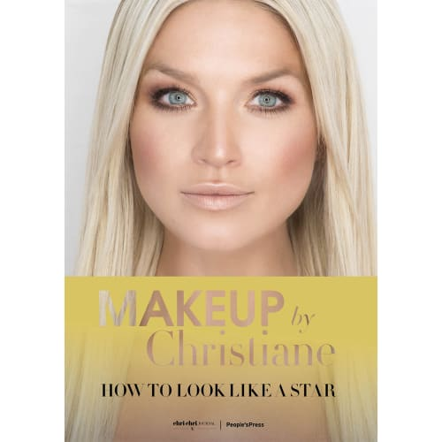 Image of   Makeup by Christiane - how to look like a star - Hæftet