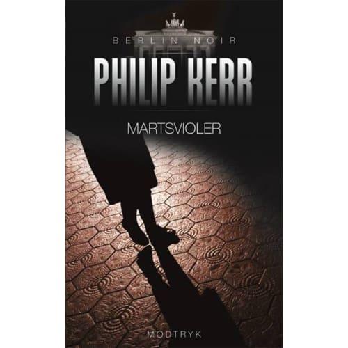 Martsvioler - Berlin noir 1 - Paperback
