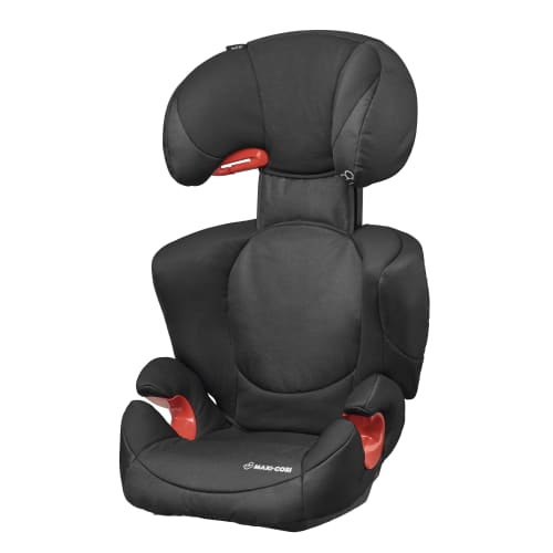 Image of   Maxi-Cosi autostol - Rodi XP Fix - 15-36 kg - Sort