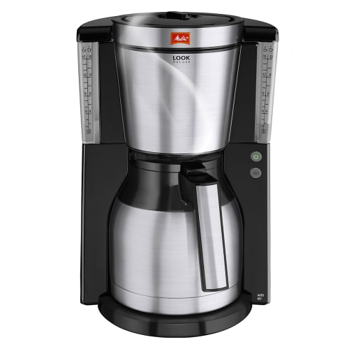 Image of   Melitta kaffemaskine - Look Therm Deluxe - Sort