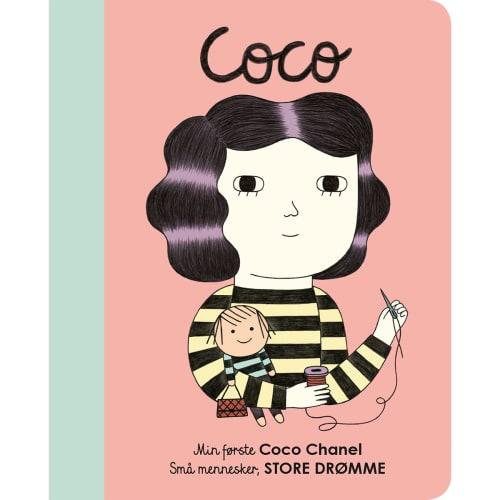 Min første Coco Chanel - Papbog
