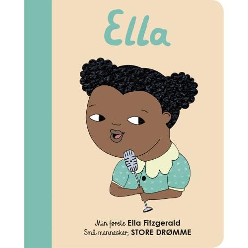 Min første Ella Fitzgerald - Papbog