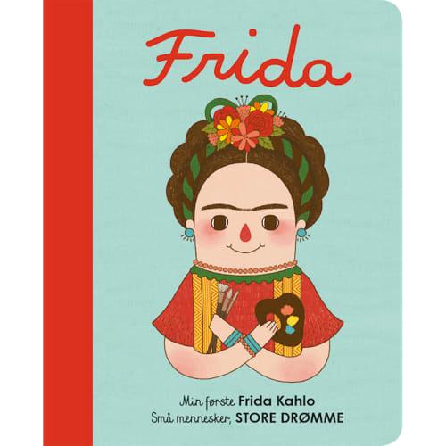 Min første Frida Kahlo - Papbog