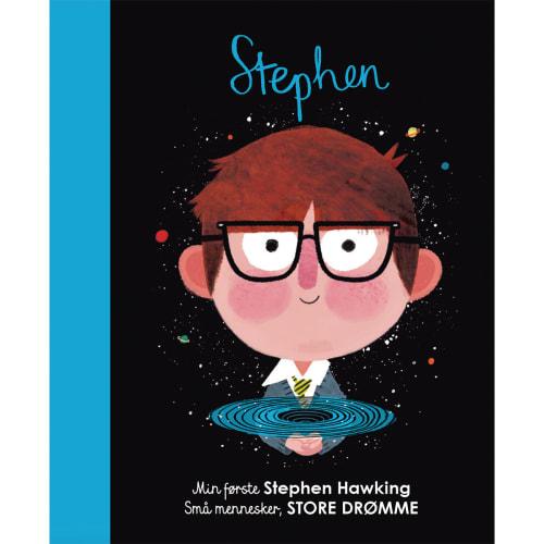 Min første Stephen Hawking - Papbog