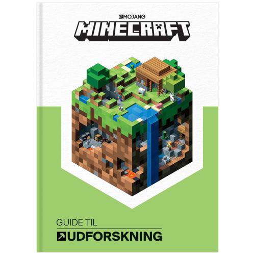 Minecraft - Guide til udforskning - Indbundet