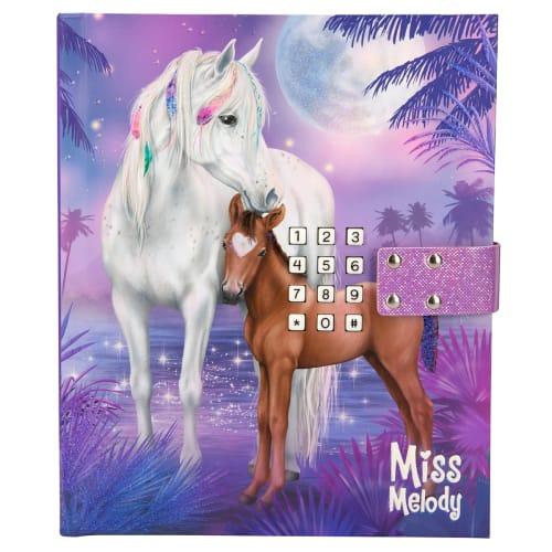 Image of   Miss Melody dagbog - Fuldmåne
