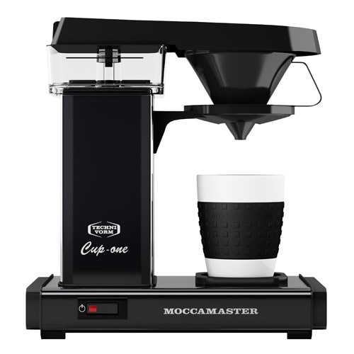Image of   Moccamaster kaffemaskine - Cup-one - Matt Black