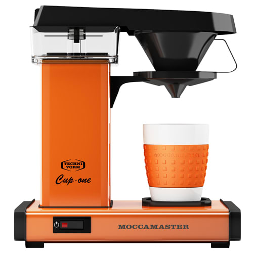 Moccamaster kaffemaskine - Cup-one - Orange