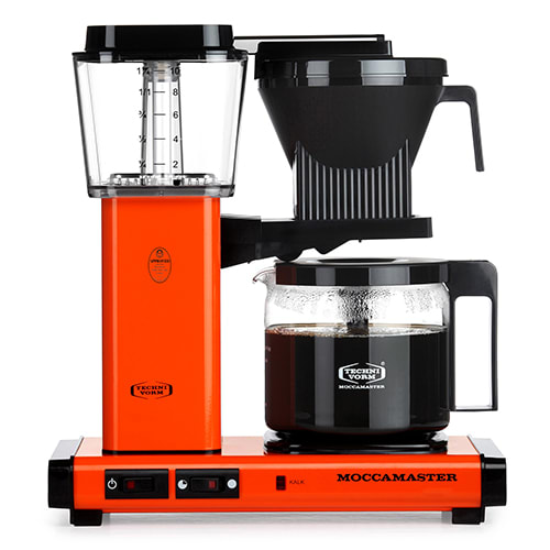 Image of   Moccamaster kaffemaskine - KBGC 982 AO - Orange
