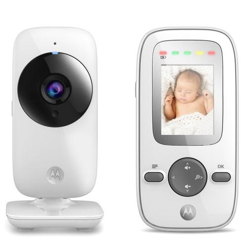 Motorola Babyalarm - Digital Video Baby Monitor - Mbp481