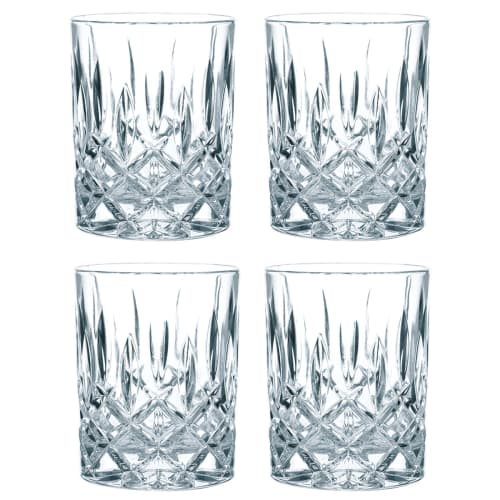 Image of   Nachtmann whiskyglas - Noblesse - 4 stk.