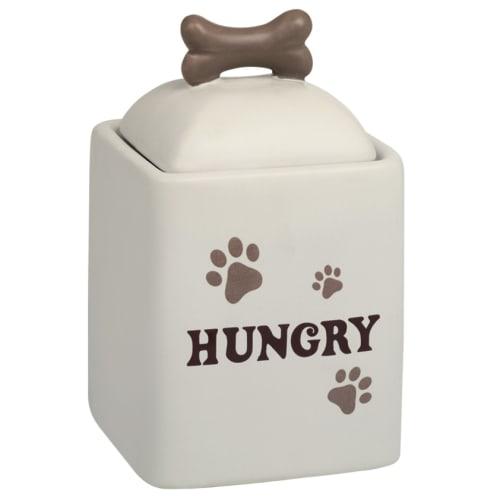 Nobby opbevaringskrukke til godbidder - Hungry