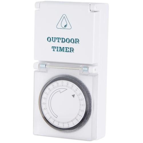 Nor-Tec timer til udendørs brug