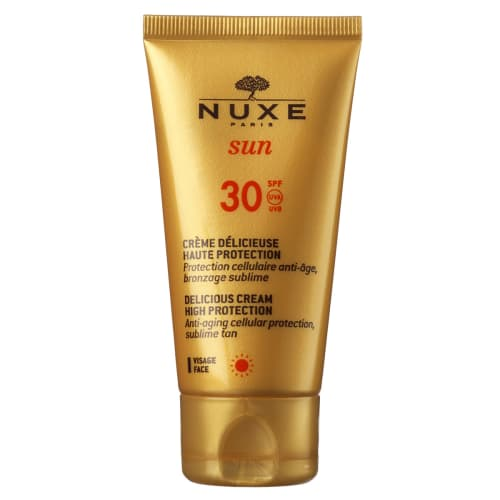 Image of   Nuxe Delicious Cream High Protection SPF 30 - 50 ml