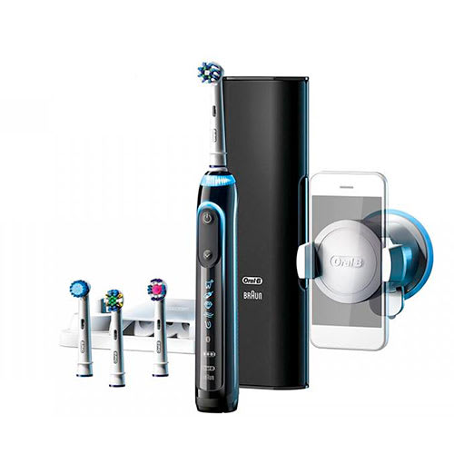 Image of   Oral-B eltandbørste - Genius 9000 - Sort