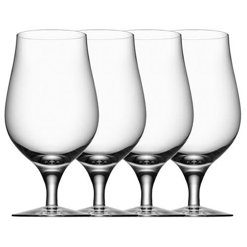 Image of   Orrefors ølglas - Beer taster - 4 stk.
