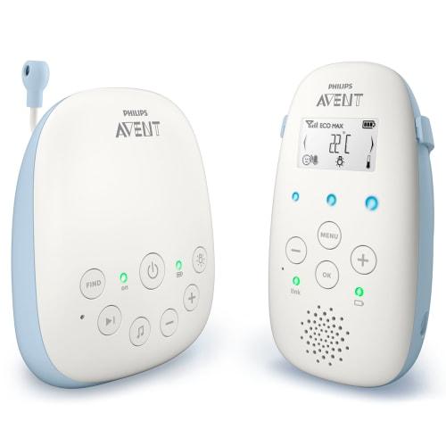 Philips Avent babyalarm - SCD715/26 - Hvid