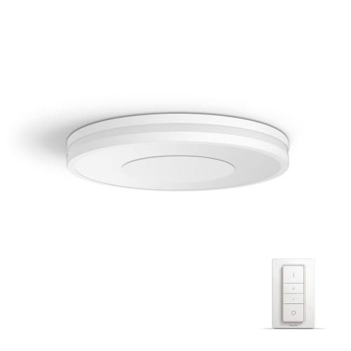 Image of   Philips Connected loftlampe - White Ambiance - Being - Hvid