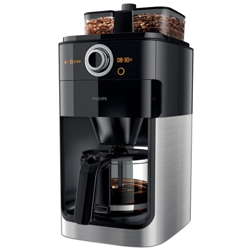 Image of   Philips kaffemaskine - Grind & Brew - HD7769/00