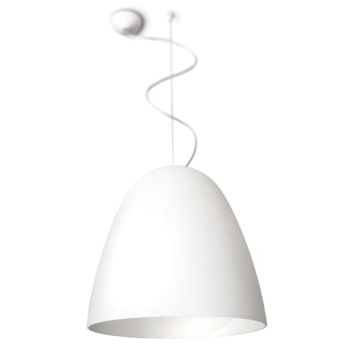 Image of   Philips pendel - Glad - Hvid