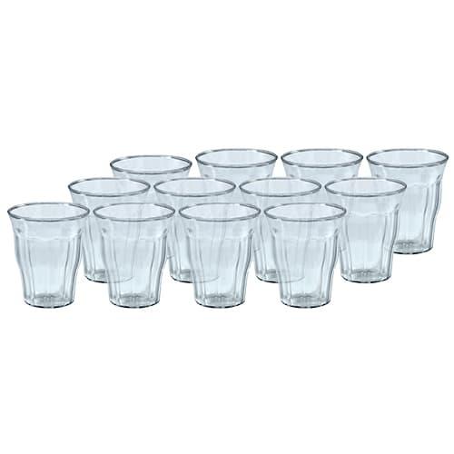 Image of   Plast1 vandglas - 12 stk.