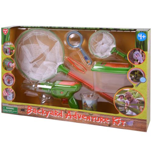 Play insektsæt - Backyard adventure kit
