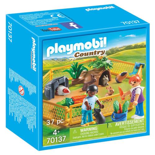 Playmobil hegn til gårddyr