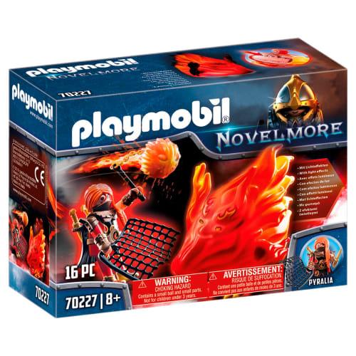 Playmobil Ildvogter med spøgelse