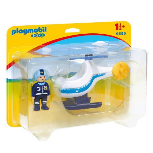 Playmobil Politihelikopter