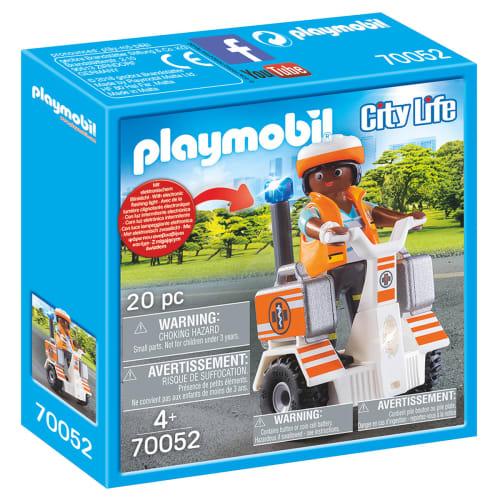 Playmobil Redningssegway