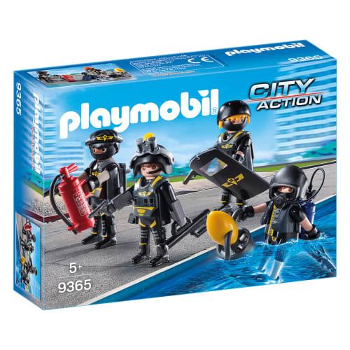 Playmobil SWAT-team