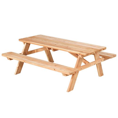 Plus bord- og bænkesæt - Natur