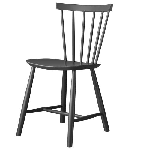 Image of   Poul M. Volther stol - J46 - Mørkegrå