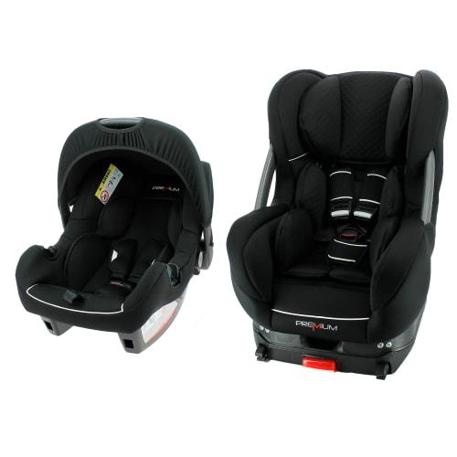 Image of   Premium autostolen - BeOne + Eris i-Size - 0-4 år