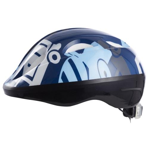 Rawlink cykelhjelm til børn - Blå