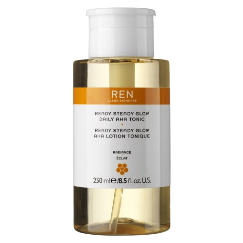 Image of   Ren Ready Steady Glow Daily AHA Tonic - 250 ml