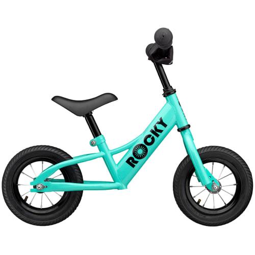 """Rocky 10"""" løbecykel - Blå"""