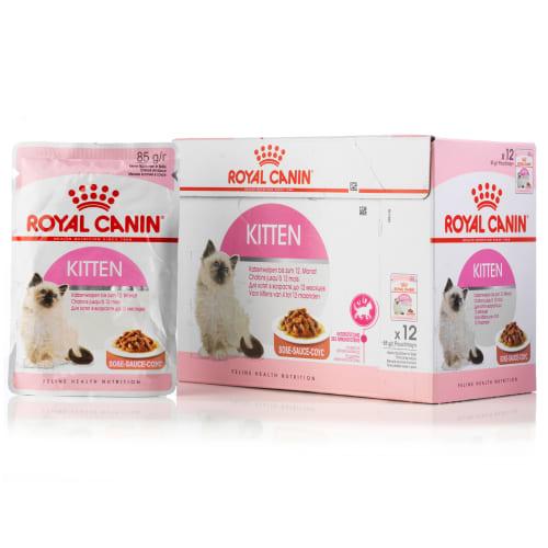 Royal Canin kattemad - Kitten Instinctive - 12 stk.