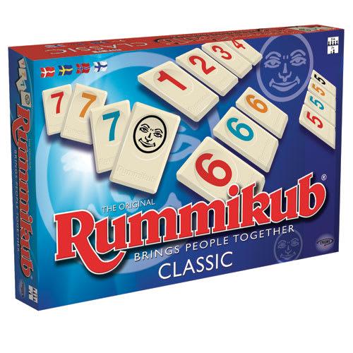 Billede af Enigma Rummikub Classic (Nordic)