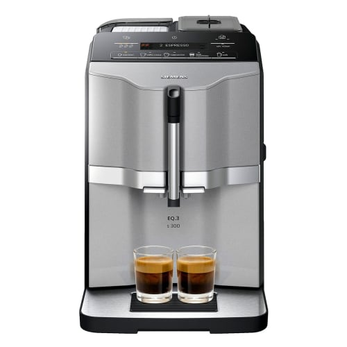 Siemens Espressomaskine - Eq.3 S300 - Stål
