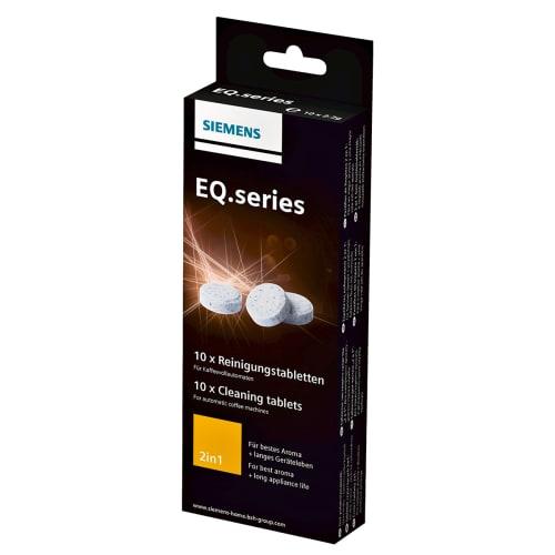 Siemens Rengøringstabletter - Eq.series