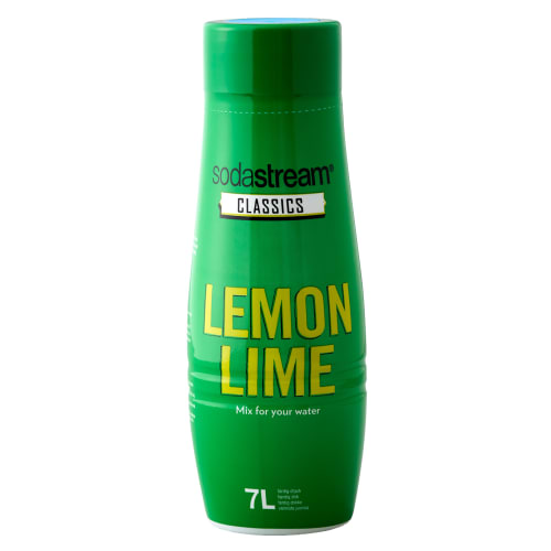 Sodastream Classics koncentrat - Lemon Lime