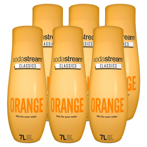 Sodastream Classics koncentrat - Orange