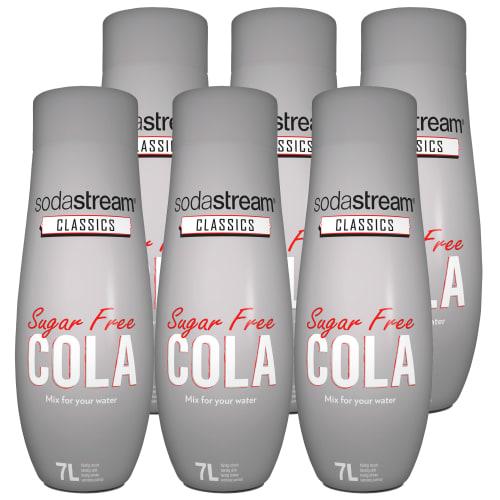 Sodastream Classics koncentrat - Sukkerfri Cola