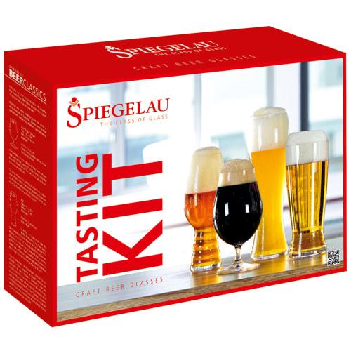 Image of   Spiegelau Beer Tasting Kit