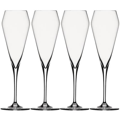 Image of   Spiegelau champagneglas - Willsberger Anniversary - 4 stk.