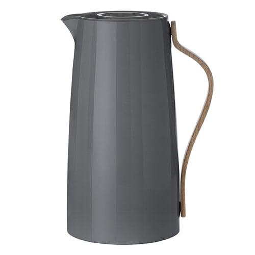 Image of   Stelton kaffe-termokande - Emma - Grå