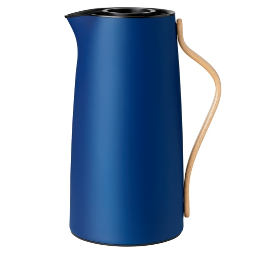 Image of   Stelton kaffe-termokande - Emma - Mørk blå